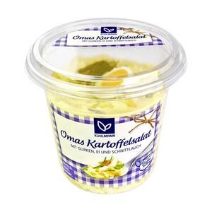 Kühlmann Omas Kartoffelsalat oder Nudelsalat versch. Sorten jede 600-g-Packung