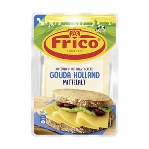 Frico Gouda jung oder mittelalt Holländischer Schnittkäse, 48 % Fett i. Tr.  jede 150/180-g-Packung
