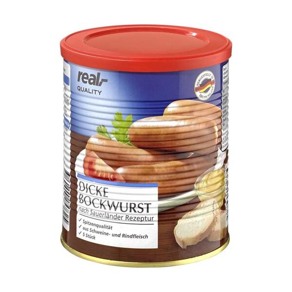 Dicke Bockwurst oder Minis Würstchenkette jede 400-g-/5er Dose oder 190-g-/30er