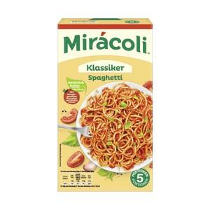 Mirácoli Fertiggerichte für 5 Portionen versch. Sorten, jede Packung