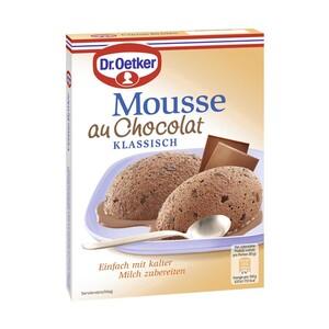 Dr. Oetker Mousse au Chocolat klassisch oder Tiramisu Creme jede 92/70-g-Packung und weitere Sorten