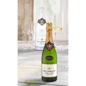 Brut Dargent Chardonnay Demi Sec und weitere Sorten, jede 0,75-l-Flasche