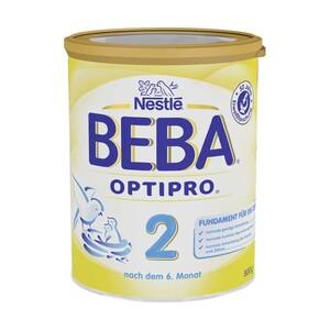Beba Optipro Folgemilch 2 oder 3, jede 800-g-Packung