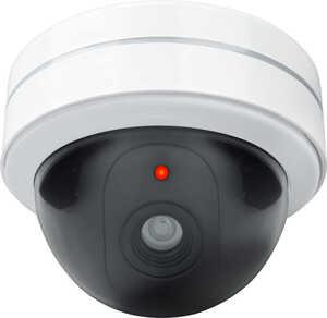 XAVAX  Überwachungskamera-Attrappe