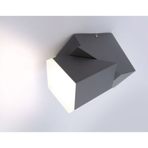 home24 LED-Wandleuchte Ryan