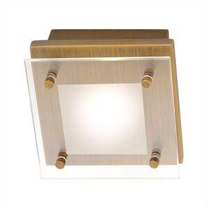 home24 LED-Deckenleuchte Chiron