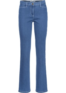 Figurformende Authentic-Stretchjeans, STRAIGHT
