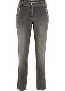 Jeans mit Schlank-Effekt