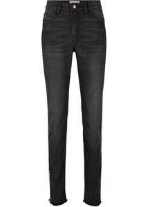 Stretch-Jeans mit Kontraststreifen, SLIM
