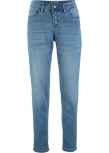 Stretch-Jeans im Boyfriend-Style
