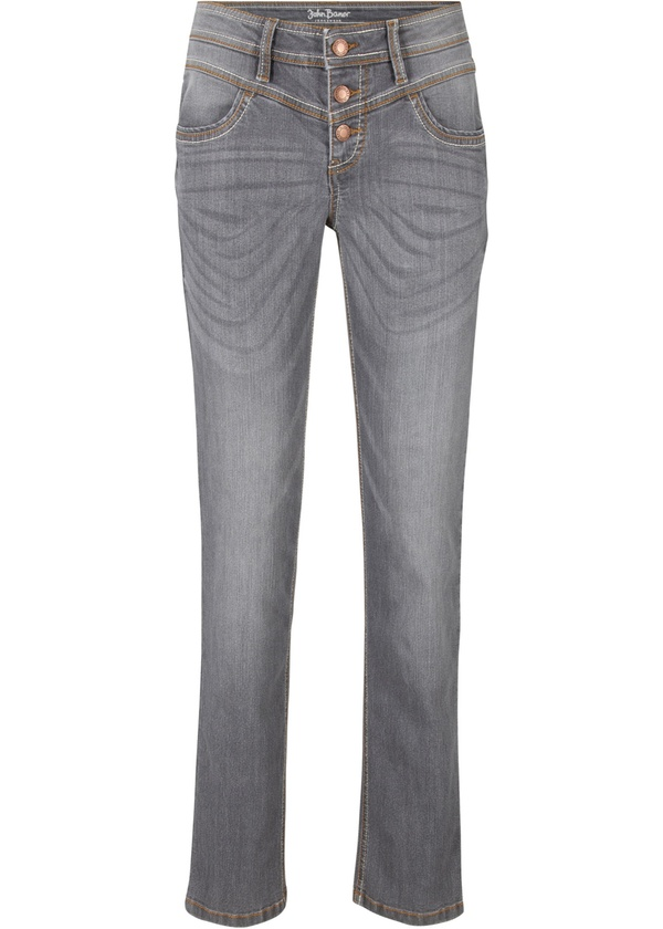 Authentic-Stretch-Jeans, STRAIGHT