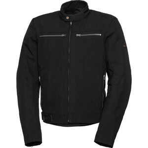 Spirit Motors            Klassik Textiljacke 3.0 schwarz