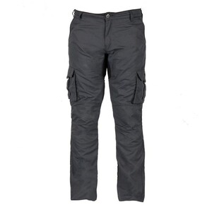 DXR            Rust Textilhose grau 3XL