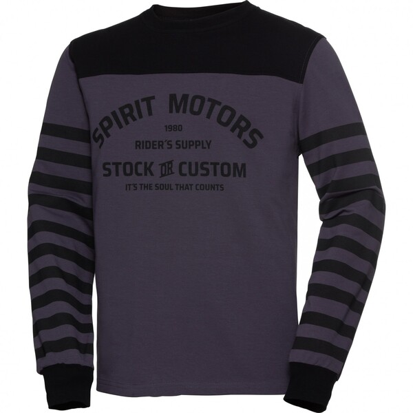 Spirit Motors            Sweatshirt 1.0 grau