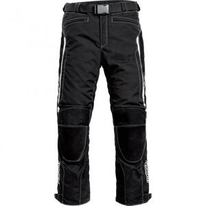 reusch            Touren Leder-/Textilhose 1.0 schwarz S