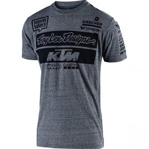 Troy Lee Designs            KTM Team T-Shirt 2019 grau