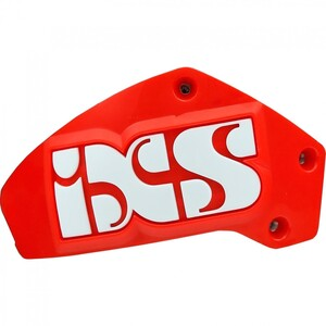 IXS            Schleifer Set Schulter RS-1000 weiß/weiß/rot