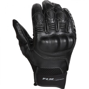 FLM            Sports Lederhandschuh 5.0 schwarz