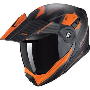 Scorpion EXO            ADX-1 Matt black/orange