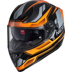 Nexo            Integralhelm Sport II Orange Dekor #20