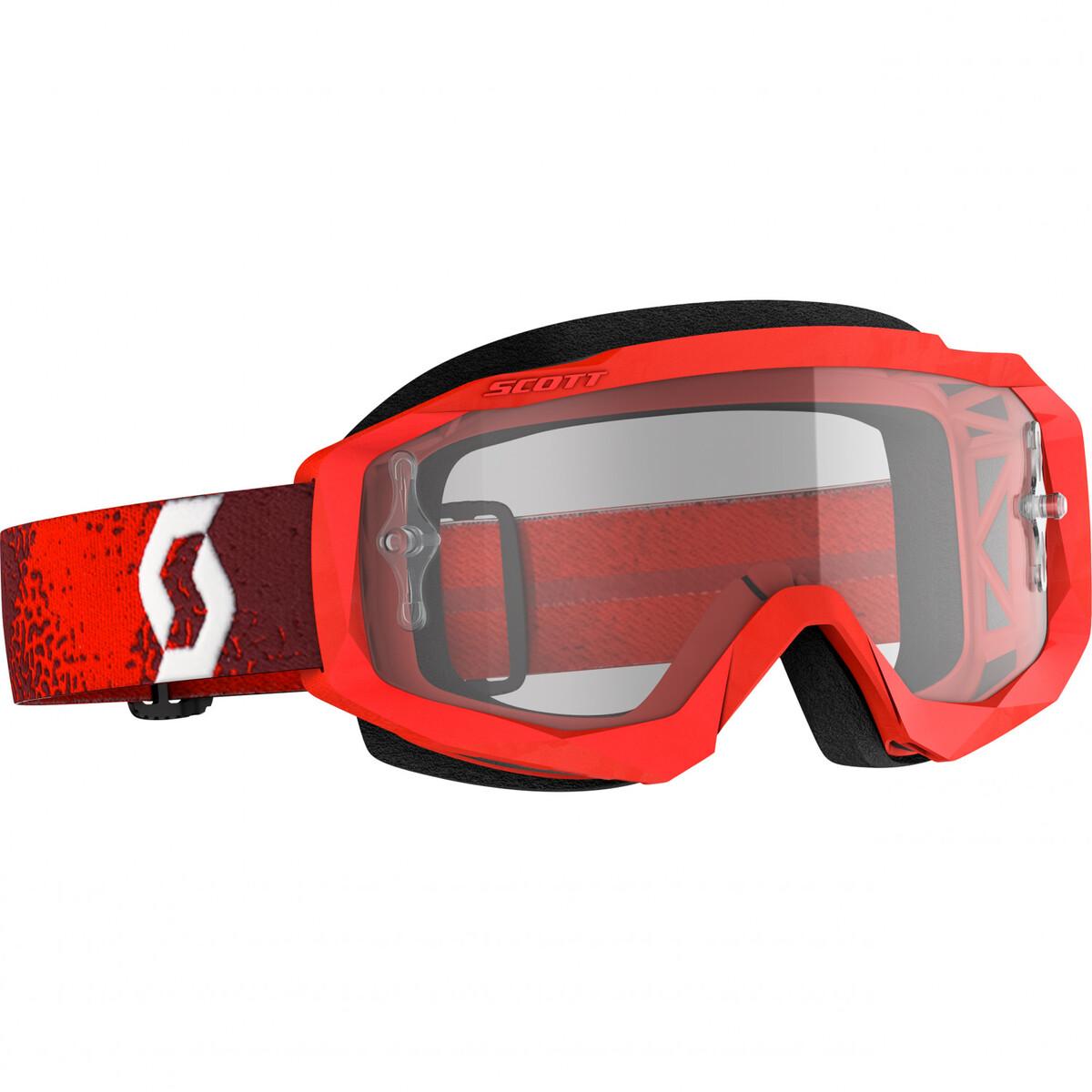 Bild 1 von Scott Hustle Crossbrille rot