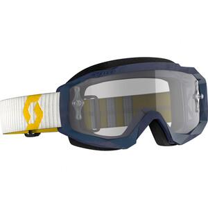 Scott Hustle Crossbrille blau