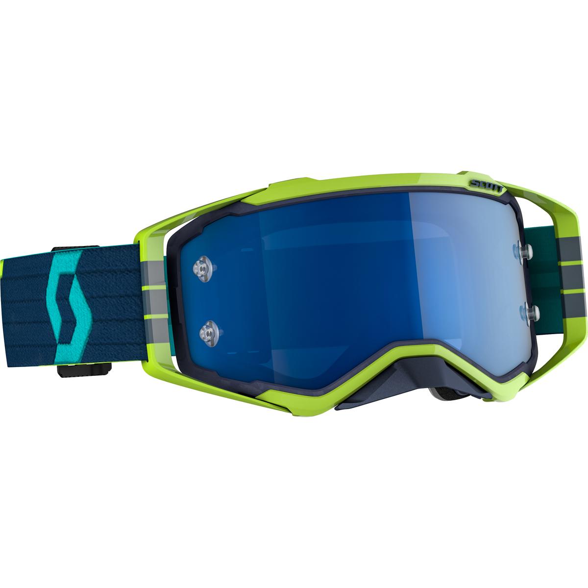 Bild 2 von Scott Prospect Crossbrille blau