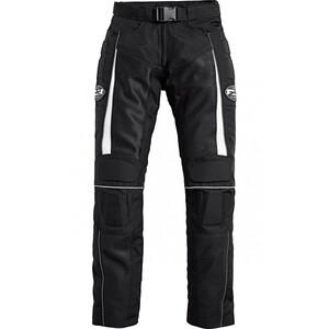 FLM Sports Damen Textilhose 1.0 schwarz Größe L (lang)