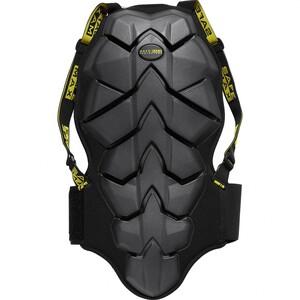 Safe-Max® Umschnall-Rückenprotektor 1.0 schwarz Unisex Größe S