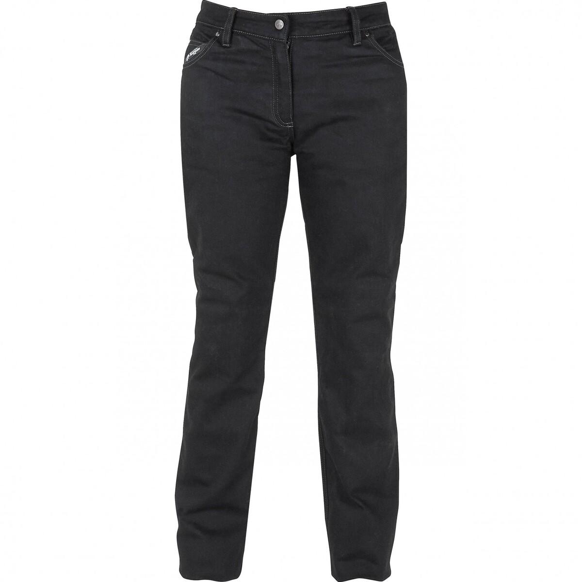 Bild 1 von Furygan Jean Damen Stretch Jeans schwarz Größe 36