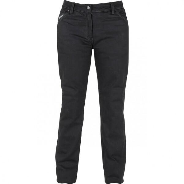Furygan Jean Damen Stretch Jeans schwarz Größe 36