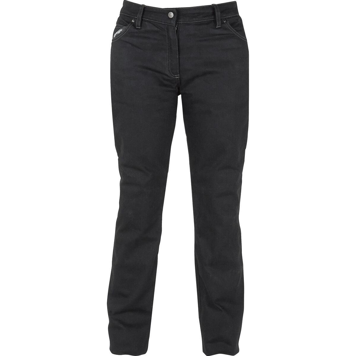 Bild 2 von Furygan Jean Damen Stretch Jeans schwarz Größe 36