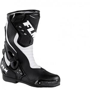 FLM Sports Stiefel 1.0 Motorradstiefel weiß Herren Größe 42