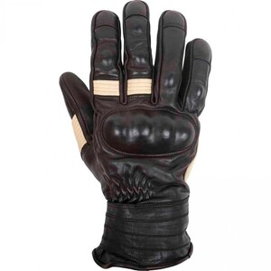 Helstons            Brace Soft Winterhandschuh schwarz/beige