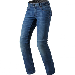 REV'IT!            Austin TF Jeanshose blau