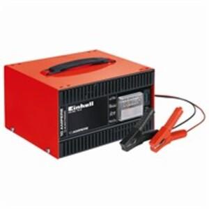 Einhell Batterie-Ladegerät CC-BC 10 E, 12 V 5-200 Ah, mit eingebautem Amperemeter