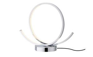 LED-Tischleuchte, Chrom