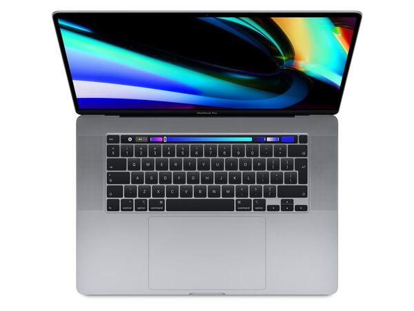 "Apple MacBook Pro 16"", i7 2,6 GHz, 16 GB RAM, 512 GB SSD, spacegrau"