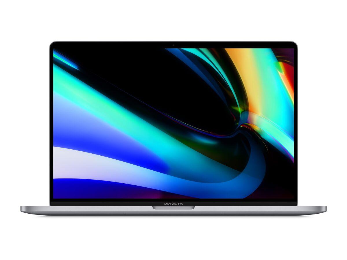 """Bild 2 von Apple MacBook Pro 16"""", i7 2,6 GHz, 16 GB RAM, 512 GB SSD, spacegrau"""