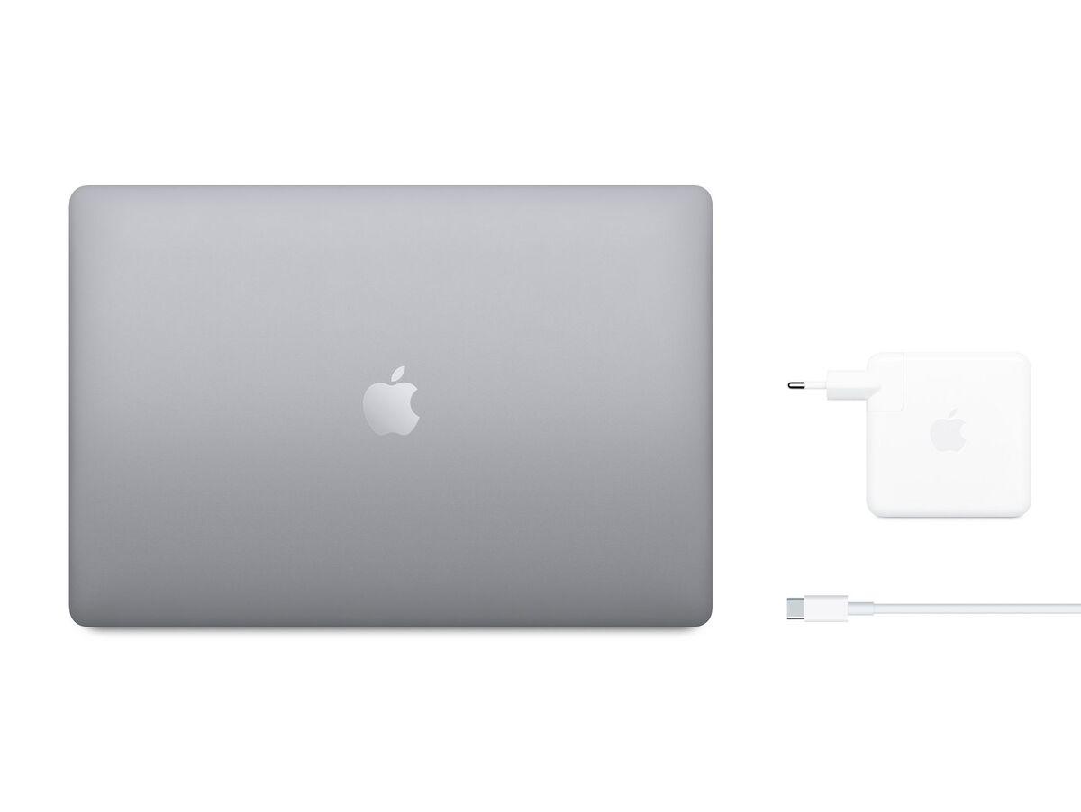 """Bild 4 von Apple MacBook Pro 16"""", i7 2,6 GHz, 16 GB RAM, 512 GB SSD, spacegrau"""