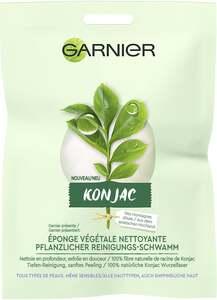 Garnier Bio Pflanzlicher Konjac Reinigungs-Schwamm