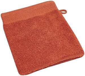 IDEENWELT Waschhandschuh orange
