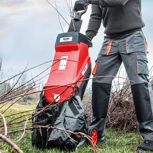 Walter Werkzeuge Elektro Gartenhäcksler 2400W