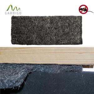 Gardigo Nager-Barriere-Stahlwolle