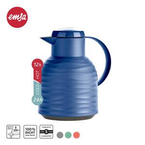 """Isolierkanne """"SAMBA WAVE"""" - ca. 1 Liter Inhalt - versch. Farben, je"""