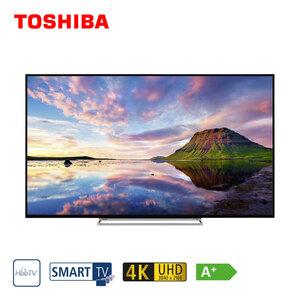 """65U5863DA • 3 x HDMI, 2 x USB, CI+ • geeignet für Kabel-, Satund DVB-T2-Empfang • Maße: H 84,1 x B 145,9 x T 7,2 cm • Energie-Effizienz A+ (Spektrum A++ bis E) • Bildschirmdiagonale: 65"""""""