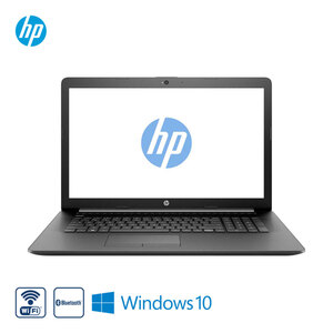 Notebook 17-by0563ng • blendfreies HD+-SVA-Display • Intel® Celeron® N4000-Prozessor (bis zu 2,6 GHz) • Intel® UHD-Grafikkarte 600 • USB 3.1, USB 2.0, HDMI • Webcam, DVD-Laufwerk • Bil