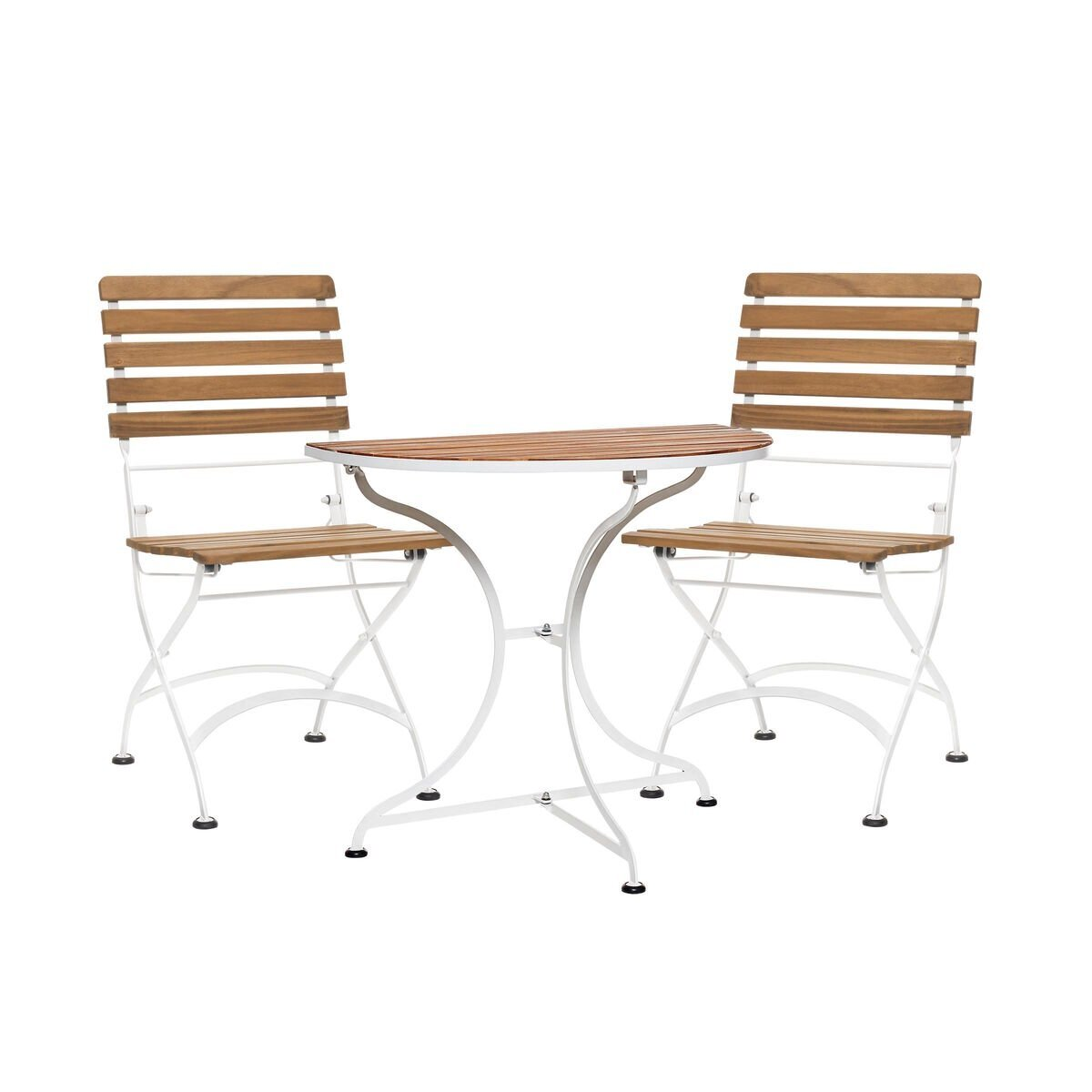 Bild 1 von Balkon-Klapptisch mit 2 Stühlen