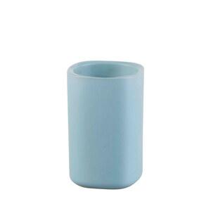 ProVida Keramik Becher Palma in Blau