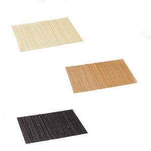 Platzmatte Bambus 30 x 45 cm in verschiedenen Farben
